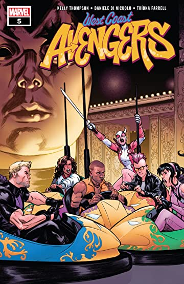 West Coast Avengers (2018-) No.5