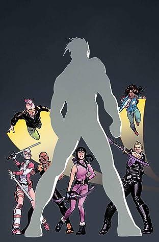 West Coast Avengers (2018-) #6