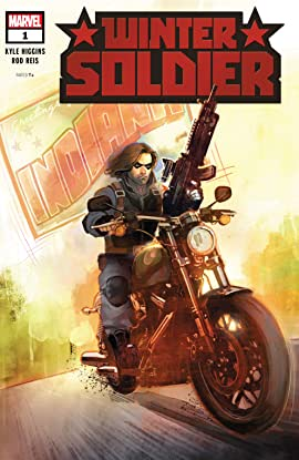 Winter Soldier (2018-2019) #1 (of 5)