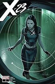 X-23 (2018-2019) #7