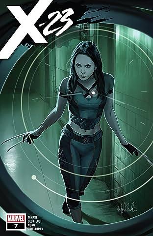 X-23 (2018-) #7