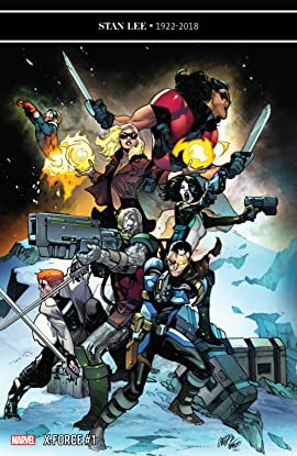 X-Force (2018-) #1