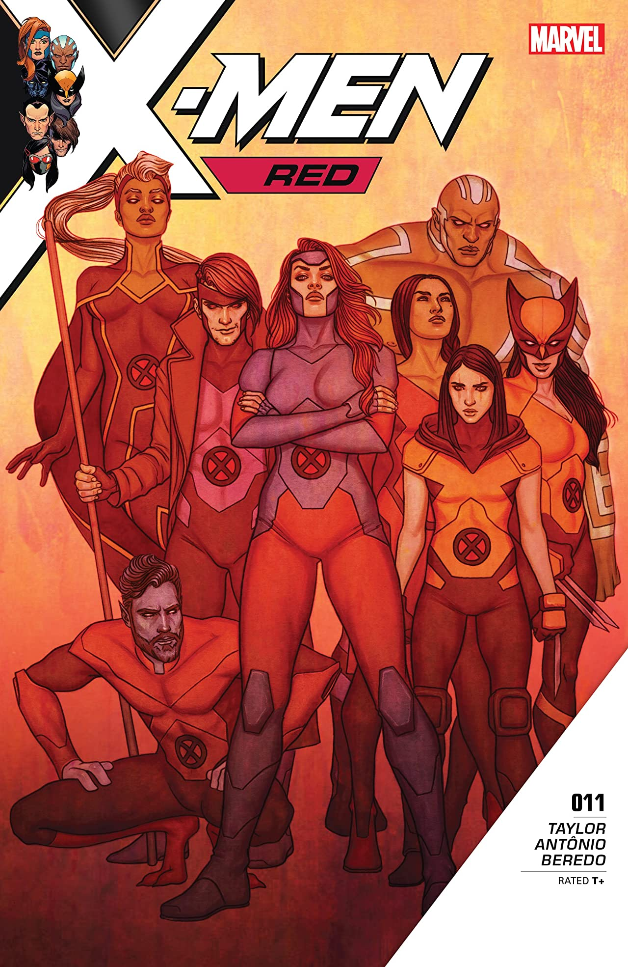 X-Men Red (2018-) No.11