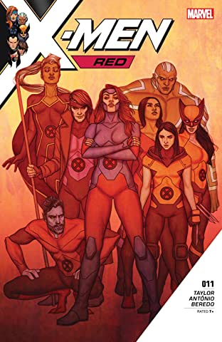 X-Men Red (2018) No.11