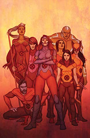 X-Men Red (2018-) #11