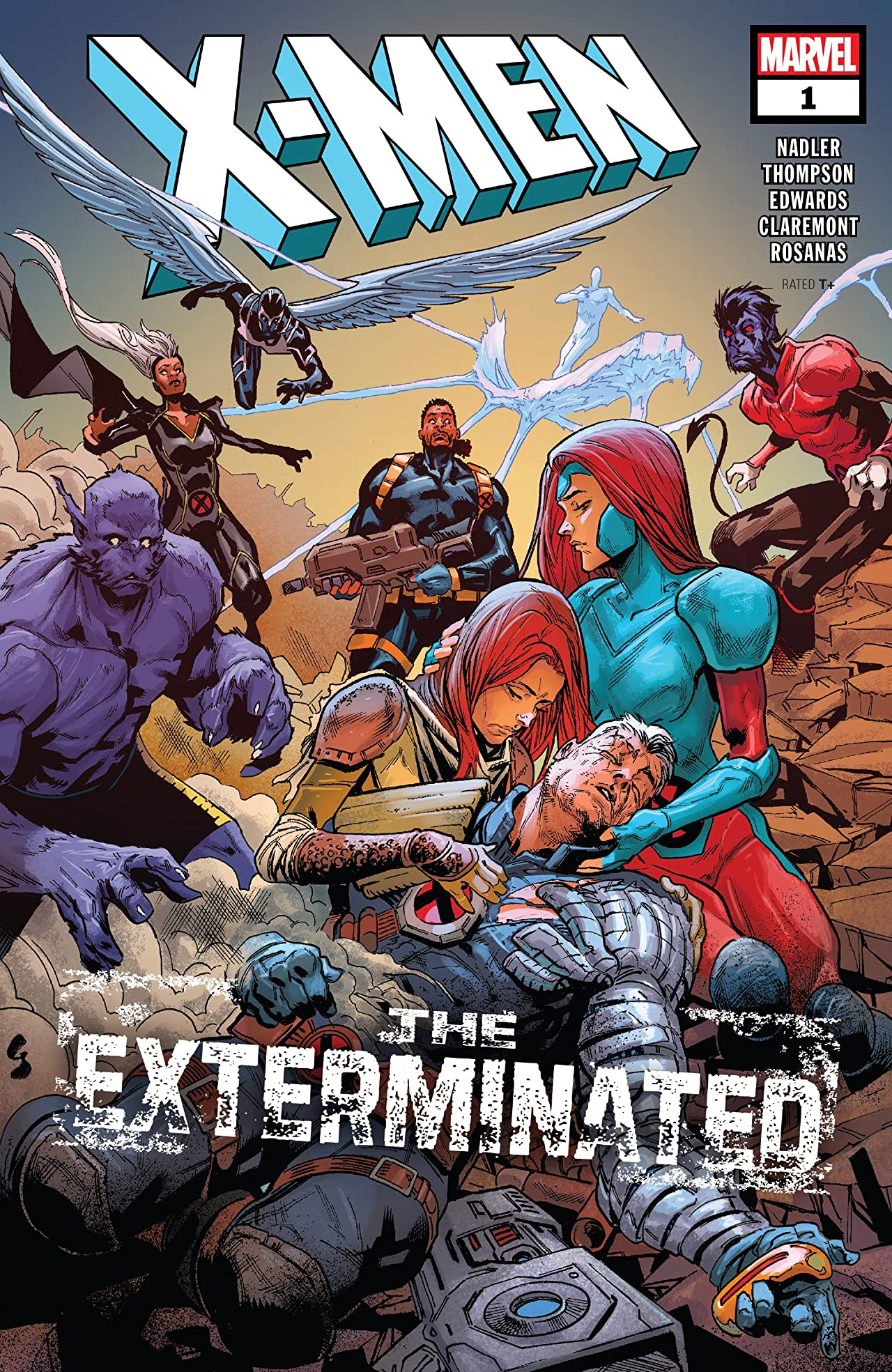 X-Men: The Exterminated (2018) #1