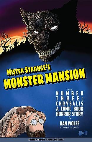 Mister Strange's Monster Mansion #3