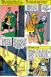 Classics Illustrated Junior #517: The Emperor's New Clothes