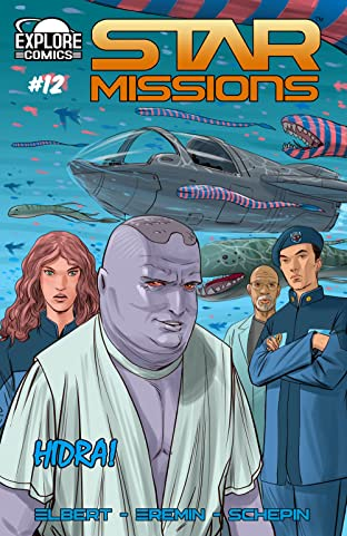 Star Missions - Portuguese #12