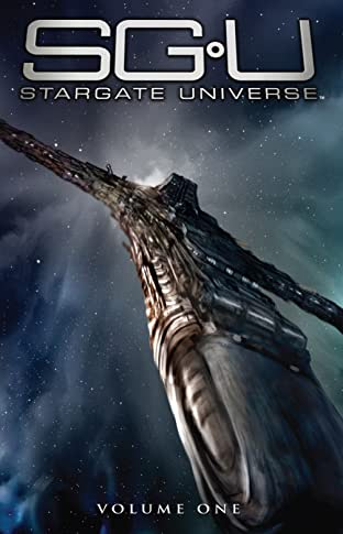 Stargate Universe Tome 1: Back to Destiny