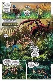 Fear on Four Worlds #3: Pellucidar