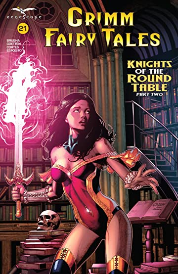 Grimm Fairy Tales Tome 2 No.21: Age of Camelot