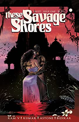 These Savage Shores #1
