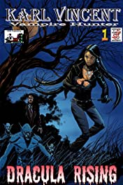Karl Vincent: Vampire Hunter #1