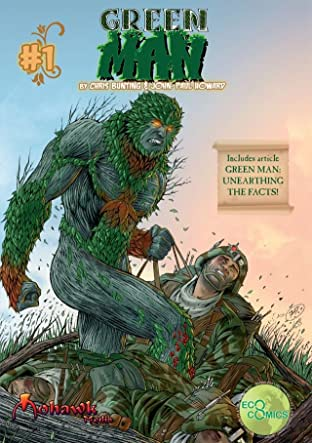 Green Man Vol. 1