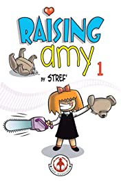 Raising Amy #1: Preview