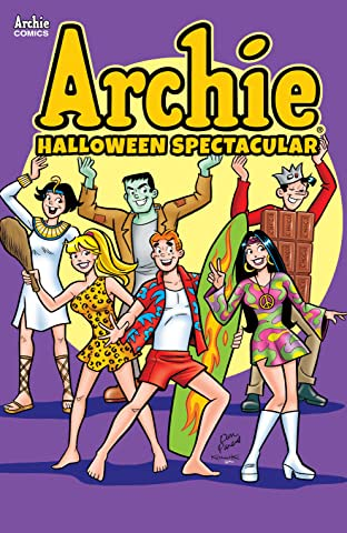 Archie's Halloween Spectacular #1