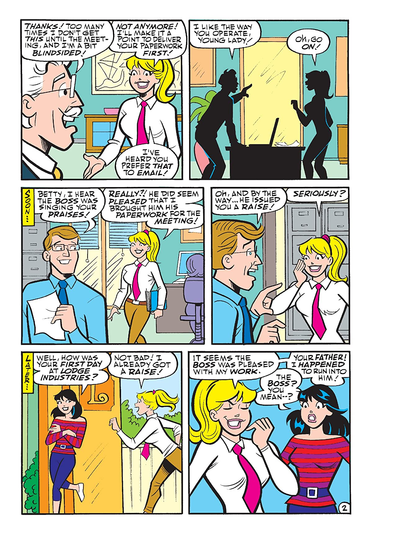 Betty & Veronica Double Digest #267