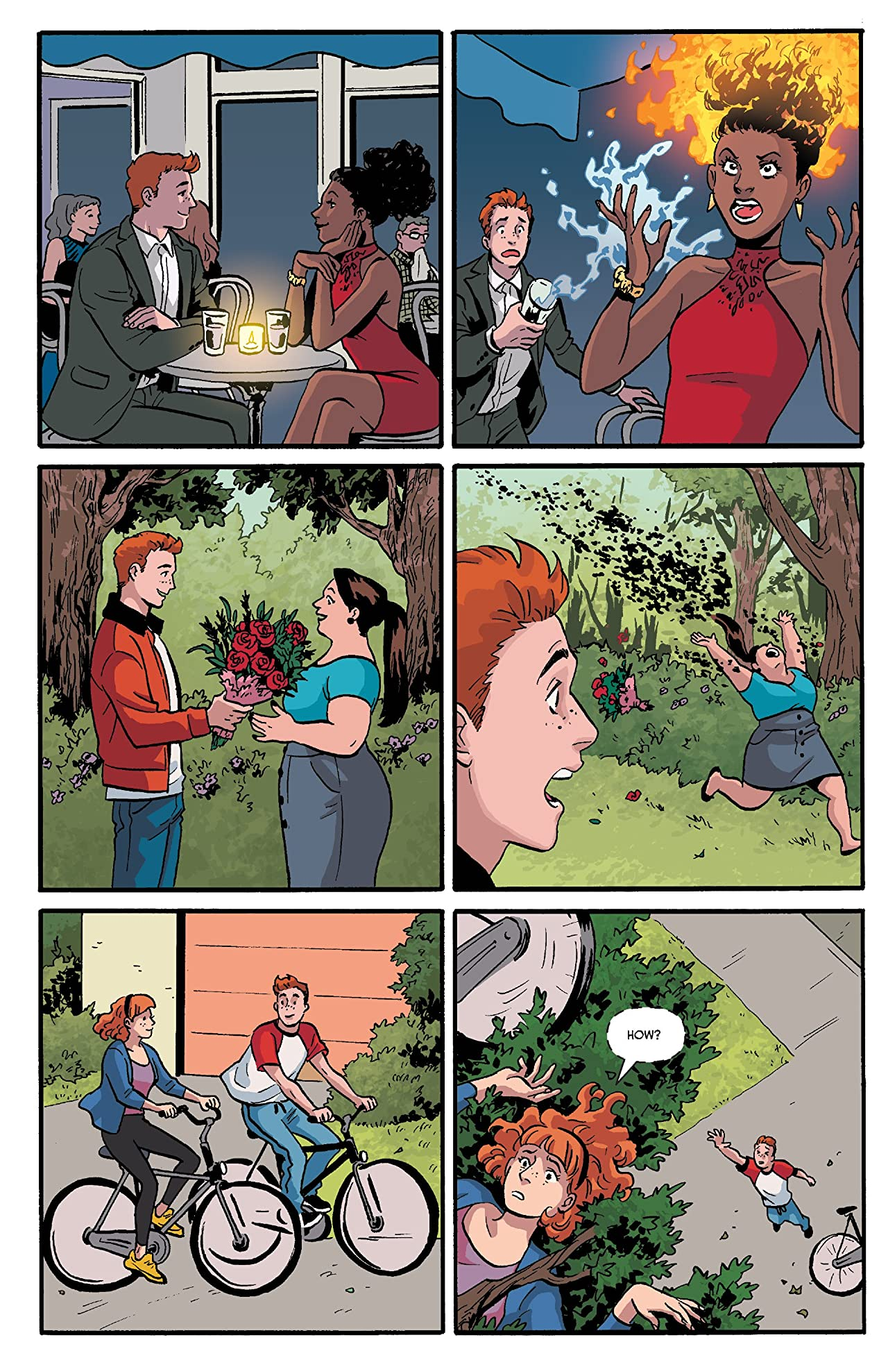 Archie (2015-) Tome 6
