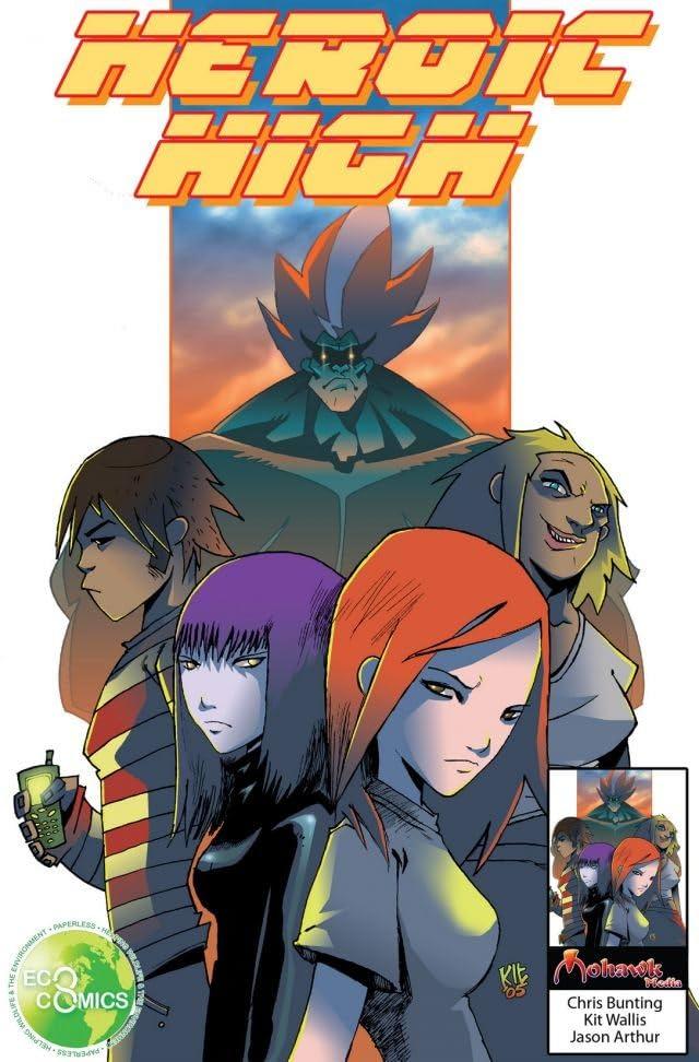 Heroic High Vol. 1
