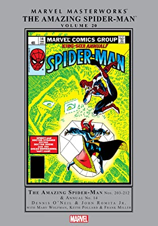 Amazing Spider-Man Masterworks Vol. 20