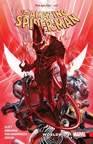 Amazing Spider-Man: Worldwide Tome 9