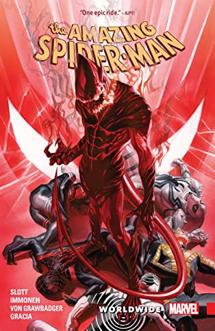 Amazing Spider-Man: Worldwide COMIC_VOLUME_ABBREVIATION 9