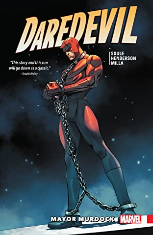 Daredevil: Back In Black Tome 7: Mayor Murdock