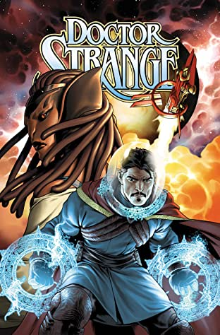 Doctor Strange by Mark Waid Vol. 1: Across The Universe