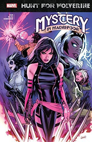 Hunt For Wolverine: Mystery In Madripoor