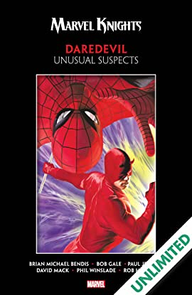 Marvel Knights Daredevil by Bendis, Jenkins, Gale & Mack: Unusual Suspects