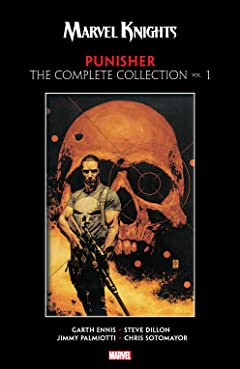 Marvel Knights Punisher by Garth Ennis: The Complete Collection Vol. 1
