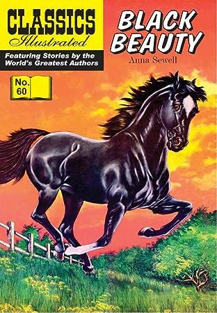 Classics Illustrated #60: Black Beauty