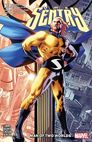 Sentry: Man Of Two Worlds