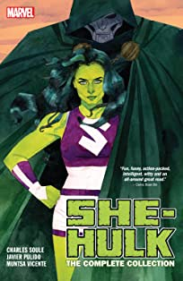 She-Hulk by Soule & Pulido: The Complete Collection