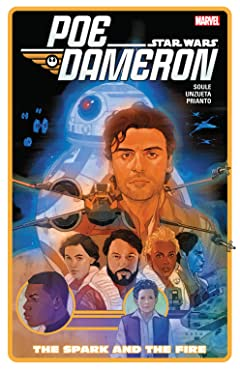 Star Wars: Poe Dameron Tome 5: The Spark And The Fire