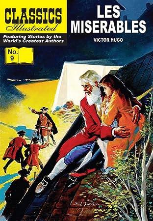 Classics Illustrated No.9: Les Miserables