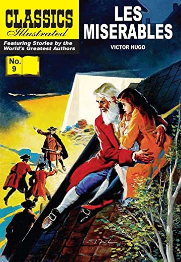 Classics Illustrated #9: Les Miserables