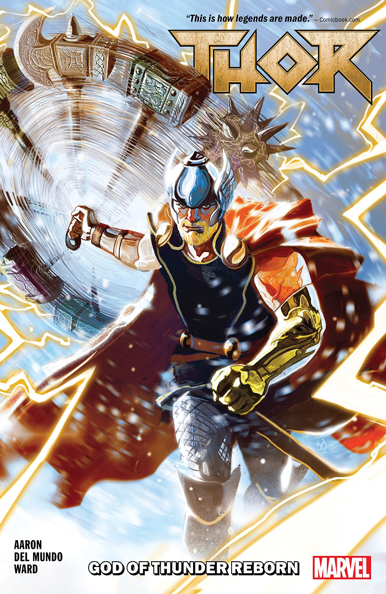 Thor Vol  1: God Of Thunder Reborn - Comics by comiXology