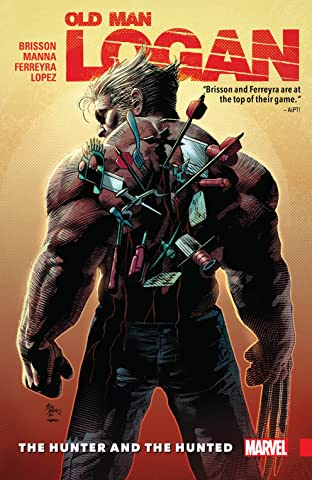 Wolverine: Old Man Logan Tome 9: The Hunter And The Hunted