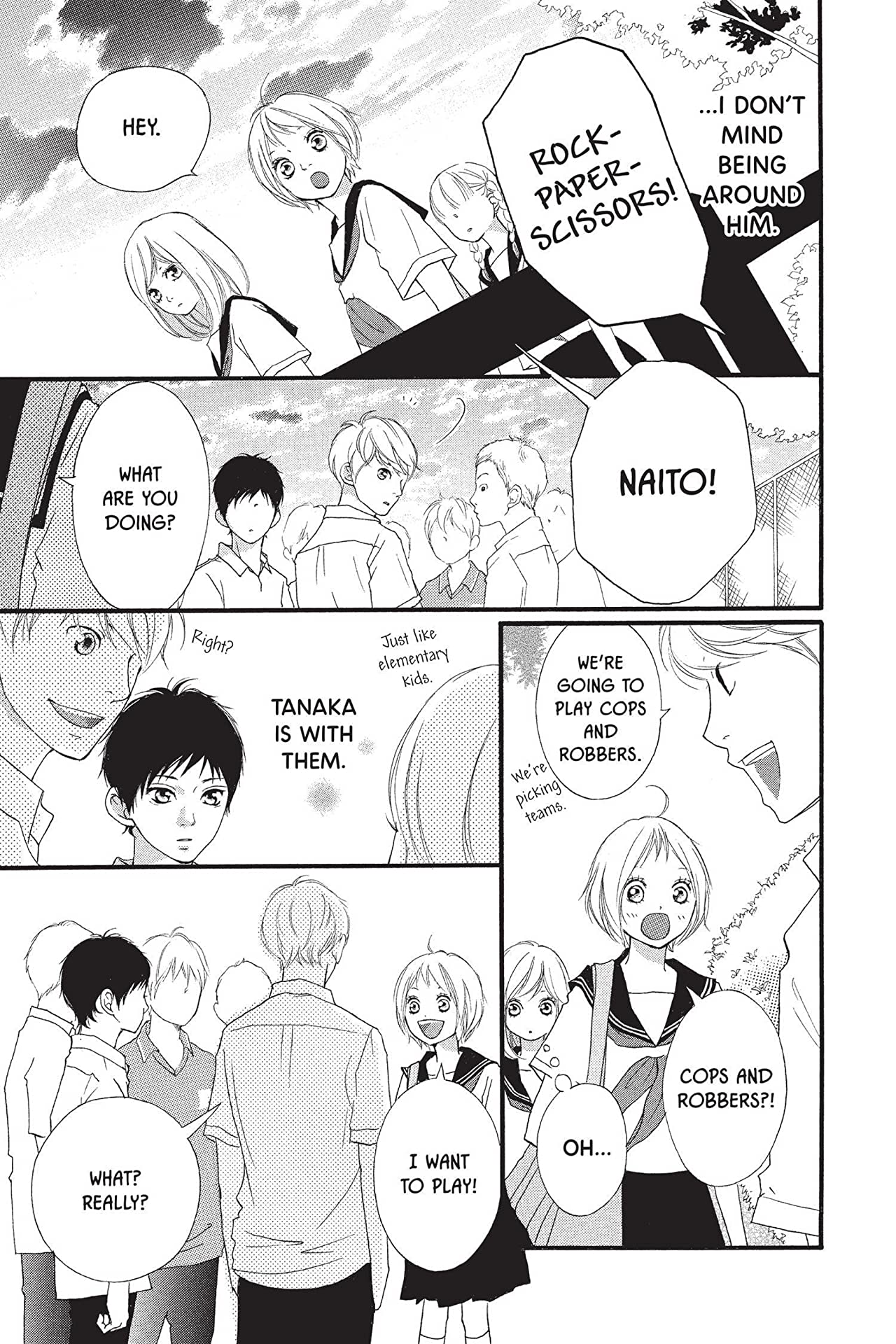 Ao Haru Ride Vol. 1