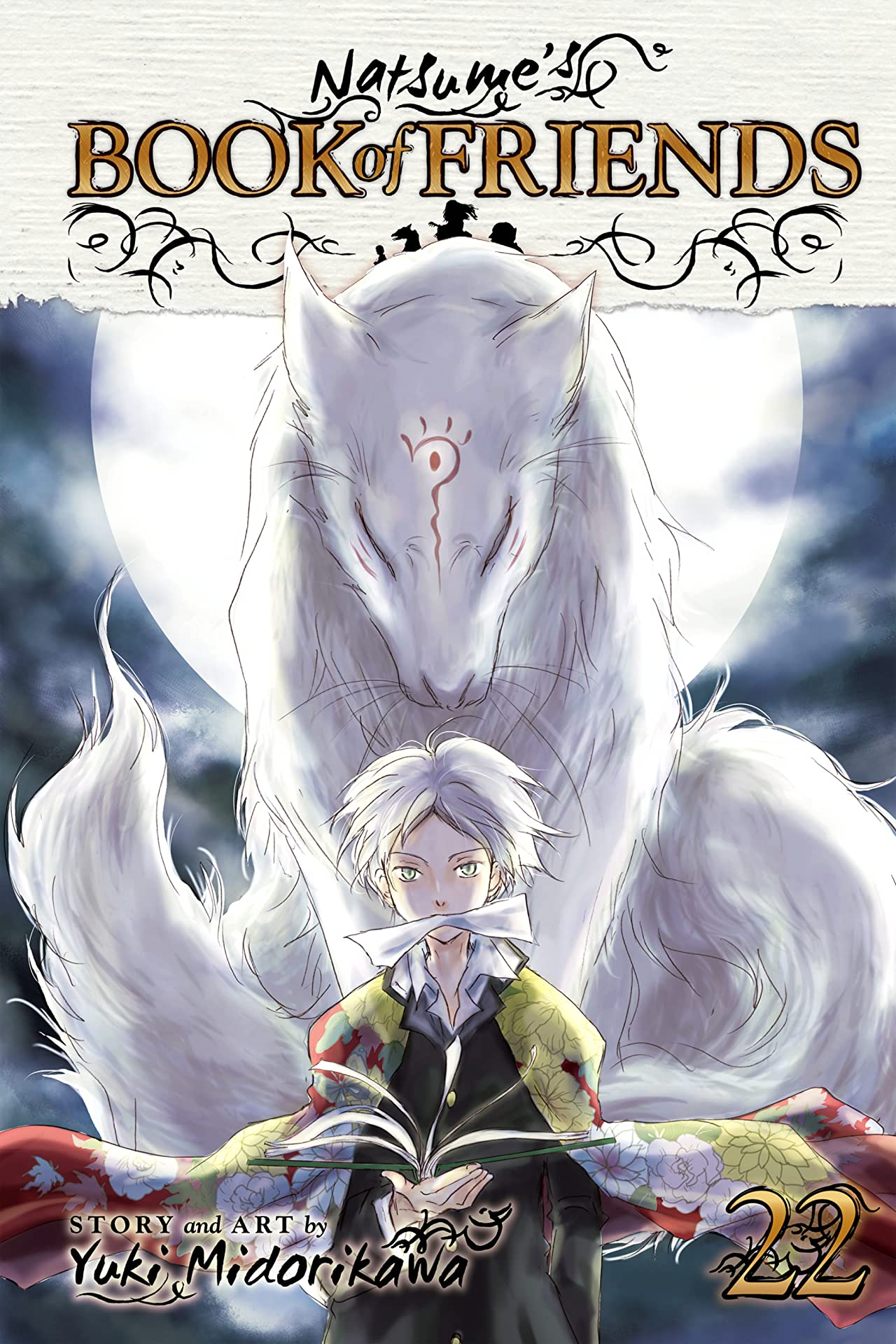 Natsume's Book of Friends Vol. 22