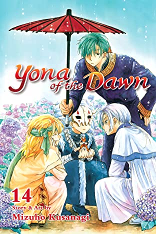 Yona of the Dawn Tome 14