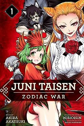 Juni Taisen: Zodiac War Vol. 1