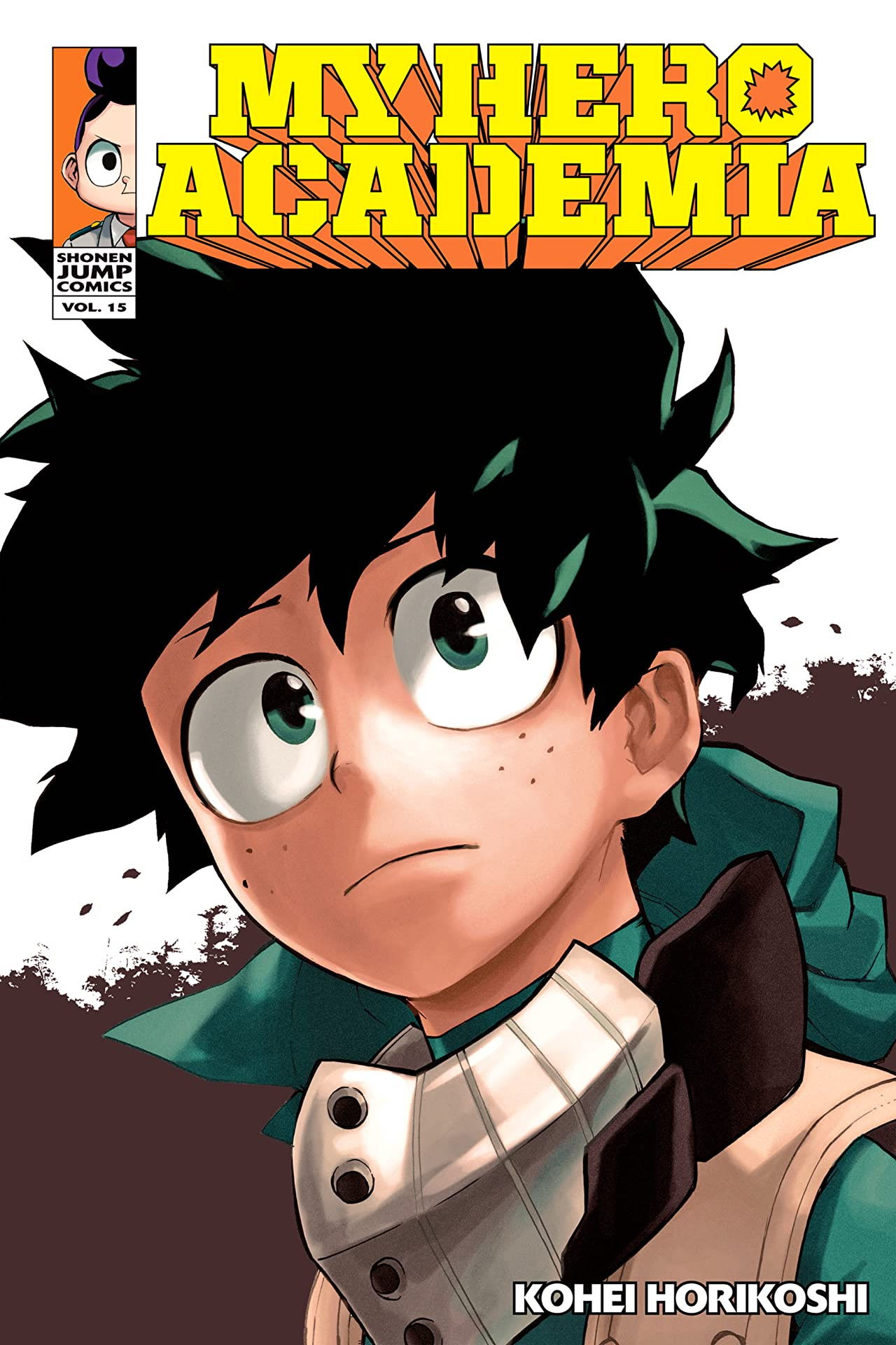 My Hero Academia Vol. 15