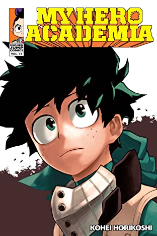 My Hero Academia Tome 15