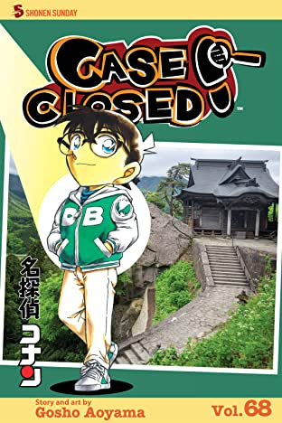 Case Closed Vol. 68