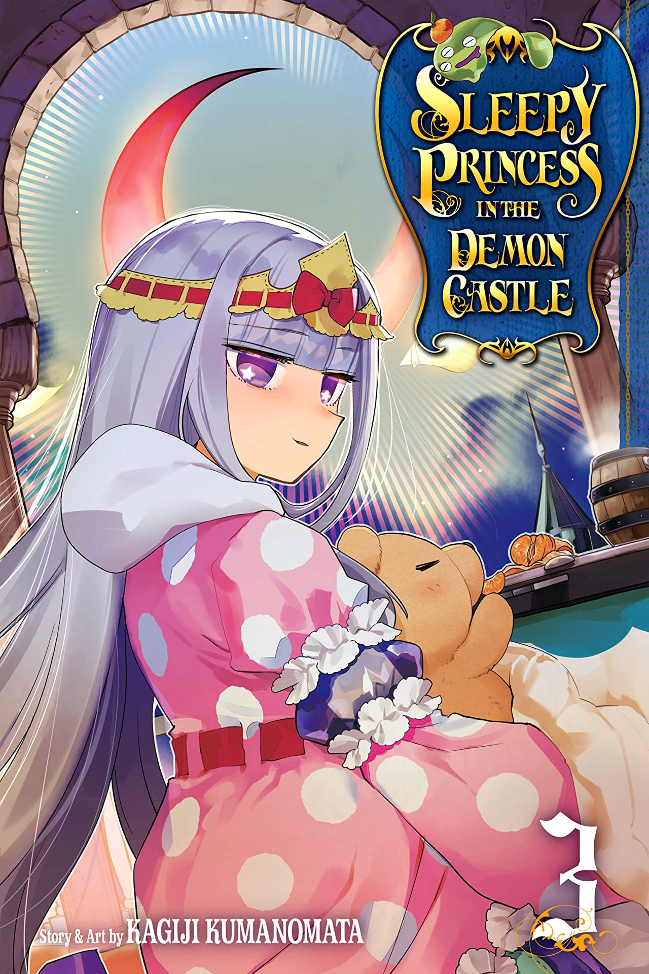 Sleepy Princess in the Demon Castle Vol. 3