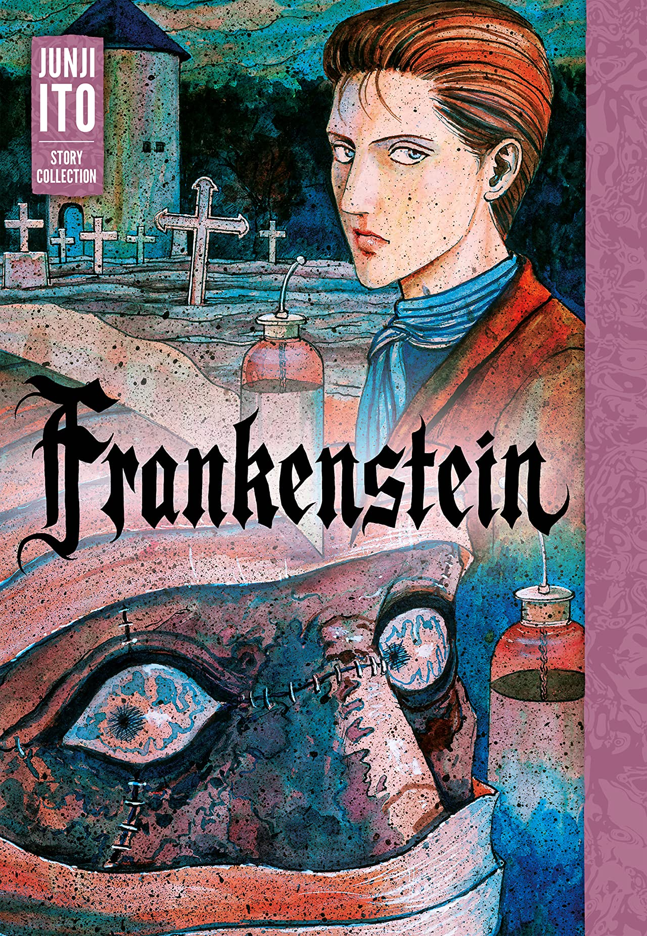 Frankenstein: Junji Ito Story Collection Tome 1