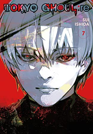 Tokyo Ghoul: re Tome 7